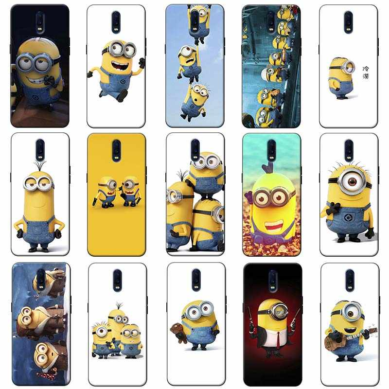 Minions Soft Silicone Phone Case for oneplus one plus 7 pro 7t pro 7 6 6t 5t