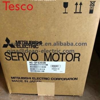 100% Original and New AC Servo Motor HC-SFS202B цена 2017