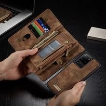 Voor Samsung Galaxy S20 S 20 Ultra Case Flip Leather Wallet Cover Phone Bag Gevallen Voor Coque Samsung S20 + S 20 Plus 5G Case Fundas