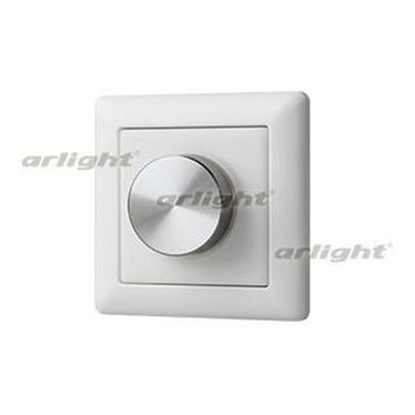 023797 INTELLIGENT. ARLIGHT Rotary Panel DALI-233-1G-RGB-IN (BUS, DT8, Backlight) Box-1 Pcs ARLIGHT-Управление Light ^ 80