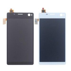 Image 3 - Ban Đầu Cho Sony Xperia C4 Màn Hình Hiển Thị LCD Bộ Số Hóa Cho Sony Xperia C4 E5303 E5306 E5333 Màn Hình Hiển Thị Màn Hình Điện Thoại các Bộ Phận