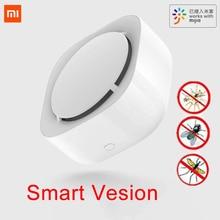 Xiaomi Mijia Mosquito repelent Killer Smart Version Dispeller przełącznik czasowy telefonu z oświetleniem LED przez mi home APP do użytku w pomieszczeniach