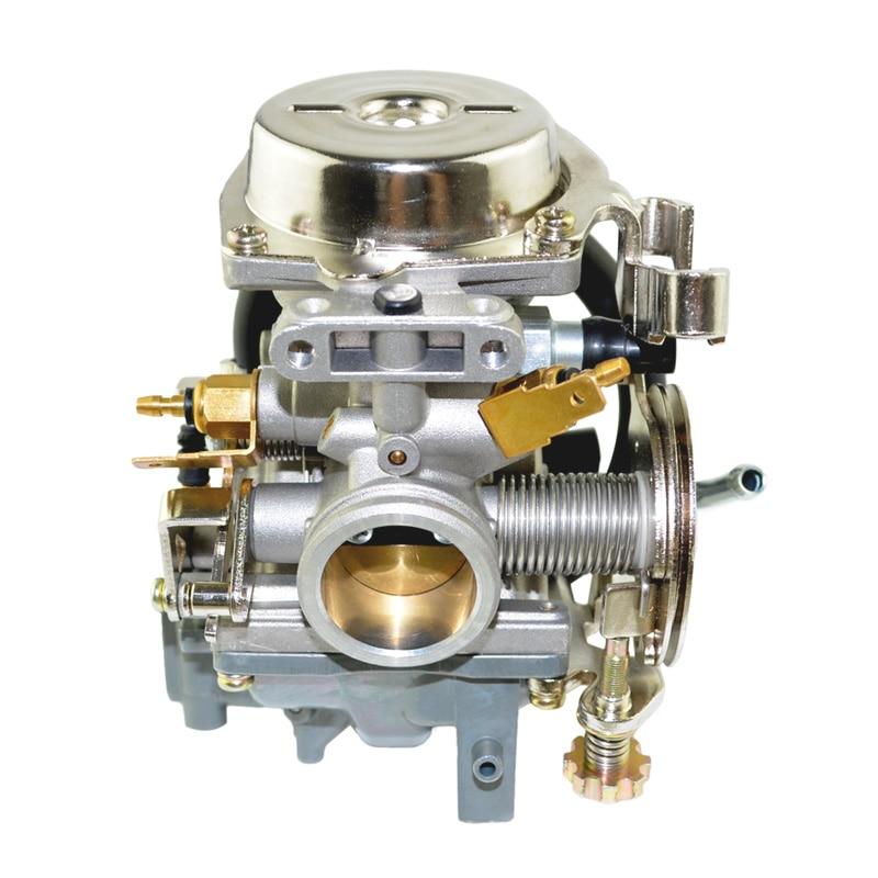 Carburateur moto & filtre à carburant & Tube d'huile pour YAMAHA XV250 Vstar 250 Virago 250 Route66 1988 2014 - 3