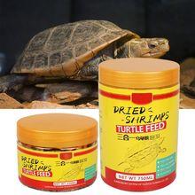 Food-Feeding Shrimp Freeze-Dried Reptile Healthy Feeder-Supplies Tortoise Turtle Fish Aquarium