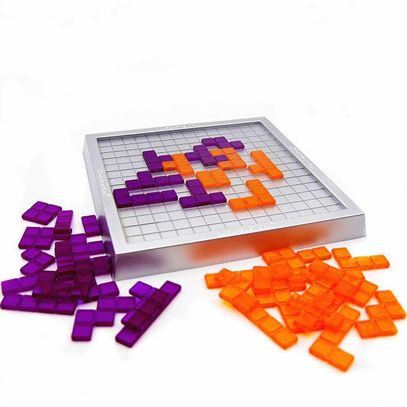 2 คนกลยุทธ์เกมของเล่นพัฒนาการทางปัญญา Recreation ปริศนาเกมสนุกเด็กของเล่นยอดนิยมใน World