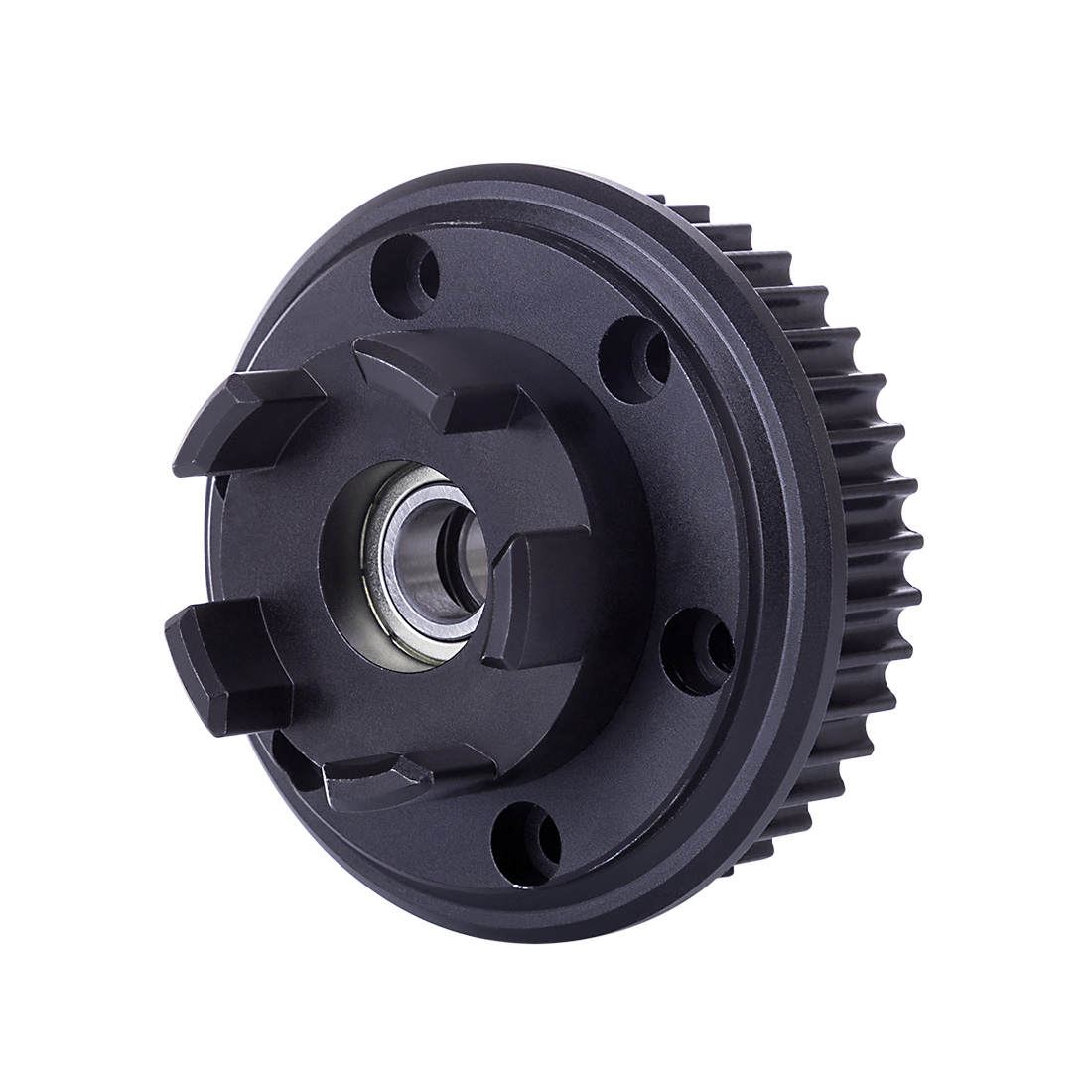 2Pcs/set 5M66T Synchronous Gear DIY Electric Skateboard Direct Drive Gear Adapter for 165/175 Rubber Wheel