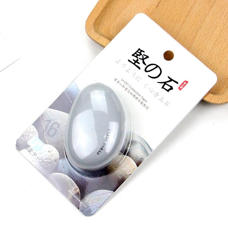 P373 South Korea Creative Stone Students Correction Tape Correction Fluid Students Office Correction Tape Corretion Pen/fluid Co