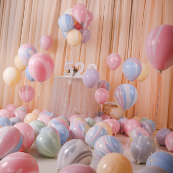 10 sztuk partia 12 cal niebieski różowy agat marmuru lateksowe balony urodziny wesele dekoracje Globos dzieci prezent agat Decor Supplies tanie i dobre opinie YUEYAO ROUND FOLIA ALUMINIOWA Ślub i Zaręczyny Chrzest chrzciny Na Dzień świętego Patryka Wielkie wydarzenie Przejście na emeryturę
