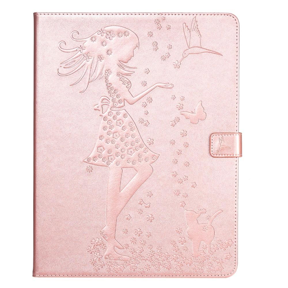 Cover Folio Leather 4th iPad Shell 12.9