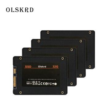 Olskrd SSD 8GB 16GB 32GB 64GB 128GB SSD 2.5 Hard Drive Disk Disc Solid State Disks 2.5