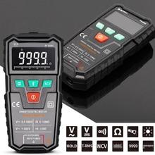 Digital-Multimeter 9999 Analog Tester True RMS mini Intelligente Automatische Multimeter Hohe Präzision NCV Tester