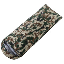 Ultralight Outdoor Camping Climbing White Duck Down Sleeping Bag Four Seasons Adult Camouflage Down Sleeping Bag Spring Autumn