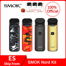 Original SMOK Nord Kit with Built-in Battery+Coils+Pod 3ml For Electronic Cigarette vs smok infinix