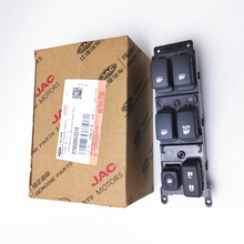 Front left window lift switch for old JAC Refine S3 T5 T5 electric window Master switch 3750200U2210