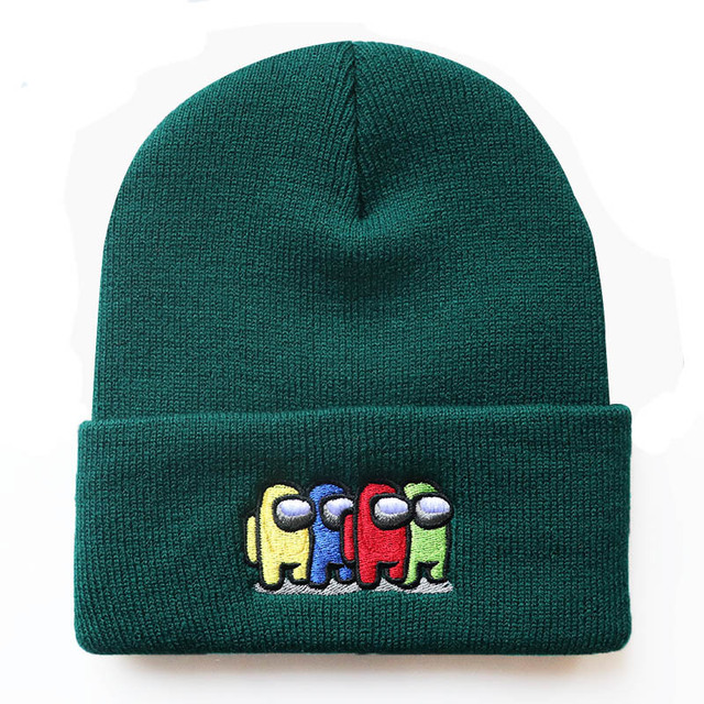 Kid's Among Us Knitted Hat 5