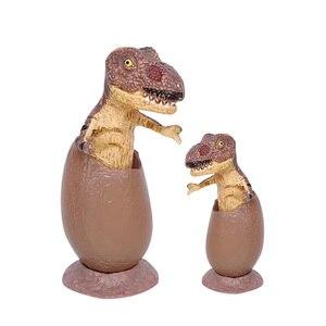Image 5 - 6PCS 6.5ซม.ไดโนเสาร์ไข่ของเล่นชุดคอลเลกชันตัวเลขการกระทำไดโนเสาร์บทบาทเล่นของเล่นเพื่อการศึกษาสำหรับของขวัญเด็ก