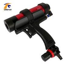 Glue Gun Soft Speed Adjustable Pneumatic Glass Glue Gun Wind Pressure Glue Gun