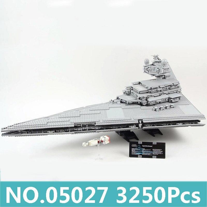 Lepinblocs 05132 05028 millénium Death Star Plan Falcon blocs de construction Star Wars navire Super Star Destroyer 10221 75192 jouets-in Blocs from Jeux et loisirs    2