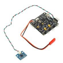 Controlador de cardan, storm32 bgc 32bit 3 axis sem escova cardan placa de controlador v1.32 drv8313 motorista do motor