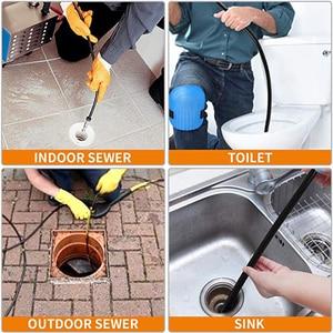 Image 5 - High Pressure Car Washer Sewer Drain Water Cleaning Hose Pipeline Sewage dredging jet Hose Kit for Bosch Makita Mac Allister