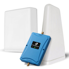 4G LTE 700mhz Cellular Amplifier Smart 4g 700 Signal Repeater ALC control B 12/17 Moblie phone Booster 63dBi Gain Network Kit