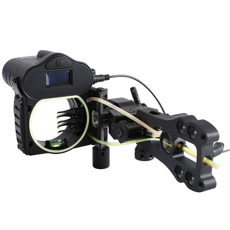 Nouveau télémètre Laser à réglage rapide à cinq broches pour le divertissement de chasse télémètre en temps réel