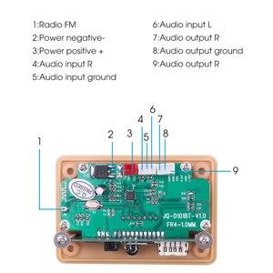 Image 5 - Bluetooth 5.0 MP3 Decoder Decoding Board Module 5 v 12v Car USB MP3 Player WMA WAV TF Card Slot / USB / FM Remote Board Module