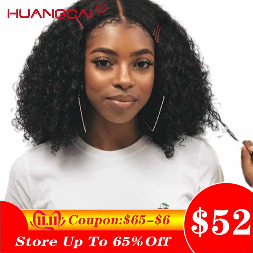Short Bob Lace Front Human Hair Wigs Pre Plucked With Baby Hair Brazilian Curly Hair Lace Front Bob Wigs Remy Lace Frontal Wig