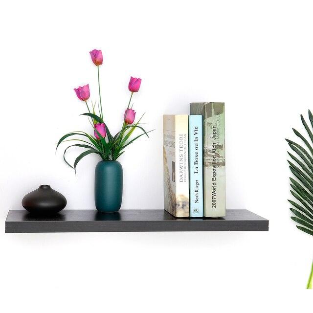 Wall-hung Decorative Book Shelves  1