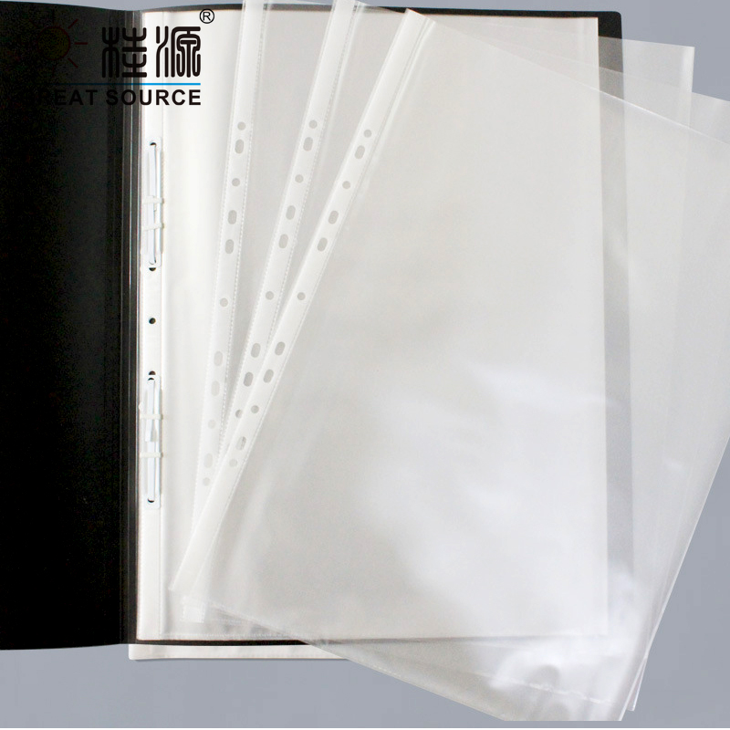 A3 Presentation Bag A3 Binder File Bag 11 Holes For A3 Binder Folder Document W30.5*H42cm(12.0