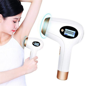 Professional IPL Laser Epilator Women Painless Hair Removal Threading Machine Body Arm Leg Bikini Electric depilador 20#