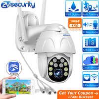 1080p Wireless IP Camera Outdoor Speed Dome camera SD Card P2P Nube CCTV Video Sorveglianza di Sicurezza WiFi Telecamera PTZ yoosee