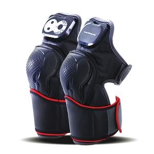 Image 5 - 2 قطعة/زوج الكهربائية الركبة المشتركة هدفين الكهربائية الساق التدفئة العلاج الطبيعي دعم Kneecap الساخن ضغط العلاج تدليك التهاب المفاصل