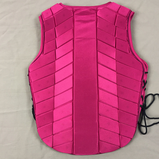 Safety Riding Vest Equestrian Protective Gear Waistcoat for Youth  3