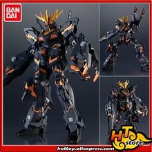 100% Оригинальные фигурки BANDAI Spirit Tamashii, нации GUNDAM UNIVERSE, RX 0 GUNDAM 02 BANSHEE из «Mobile Suit Gundam»