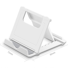 Universal Folding Table Cell Phone Support Plastic Holder Desktop Stand for Your Phone Smar