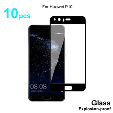 For Huawei P10 Glass Full Cover Tempered Glass Screen Protector Protective Glass For Huawei P10