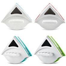 Очиститель окон двухсторонний Магнитный стеклоочиститель Магнитная щетка для очистки домашнего волшебника инструменты для очистки поверхности стеклоочистителя