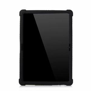 Image 4 - ילדים בטוח כיסוי עבור Lenovo Tab M10 TB X605F/L 10.1 אינץ Tablet סיליקון רך Stand מקרה עבור Lenovo Tab p10 X705F/L פגז + עט