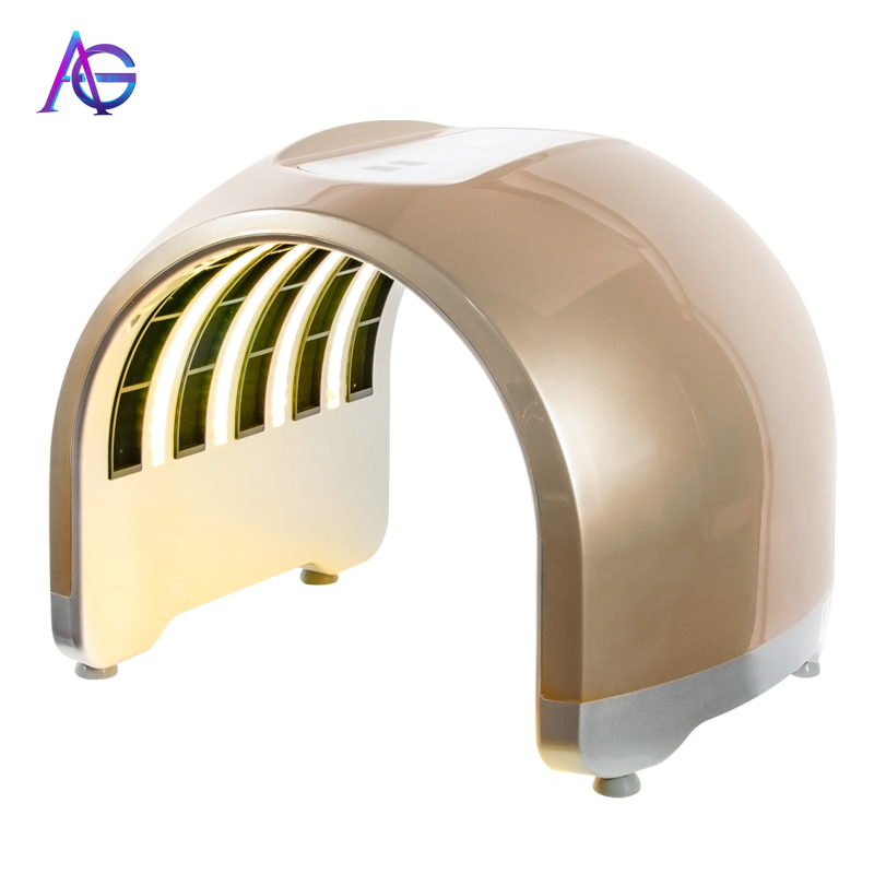 Adg  7ColorsSkin Care Beauty Machine Facial Mask Therapy For Skin Rejuvenation Acne Remover Anti-wrinkle