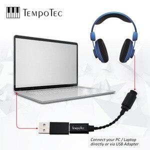 Image 5 - TempoTec سوناتا HD نوع C إلى 3.5 مللي متر مضخم ضوت سماعات الأذن محول DAC للهاتف أندرويد PC MAC