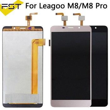 5,7 'для Leagoo M8/M8 Pro ЖК-дисплей + кодирующий преобразователь сенсорного экрана в сборе для Leagoo M8 Pro запчасти для ремонта + Инструменты