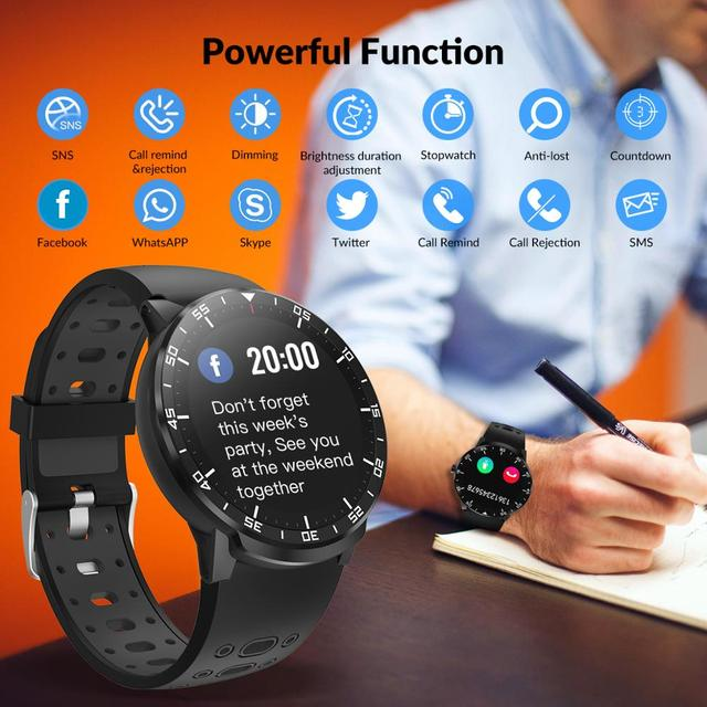 heyfitae™ Full Touch luxury Smart Watch for Men and Women  3