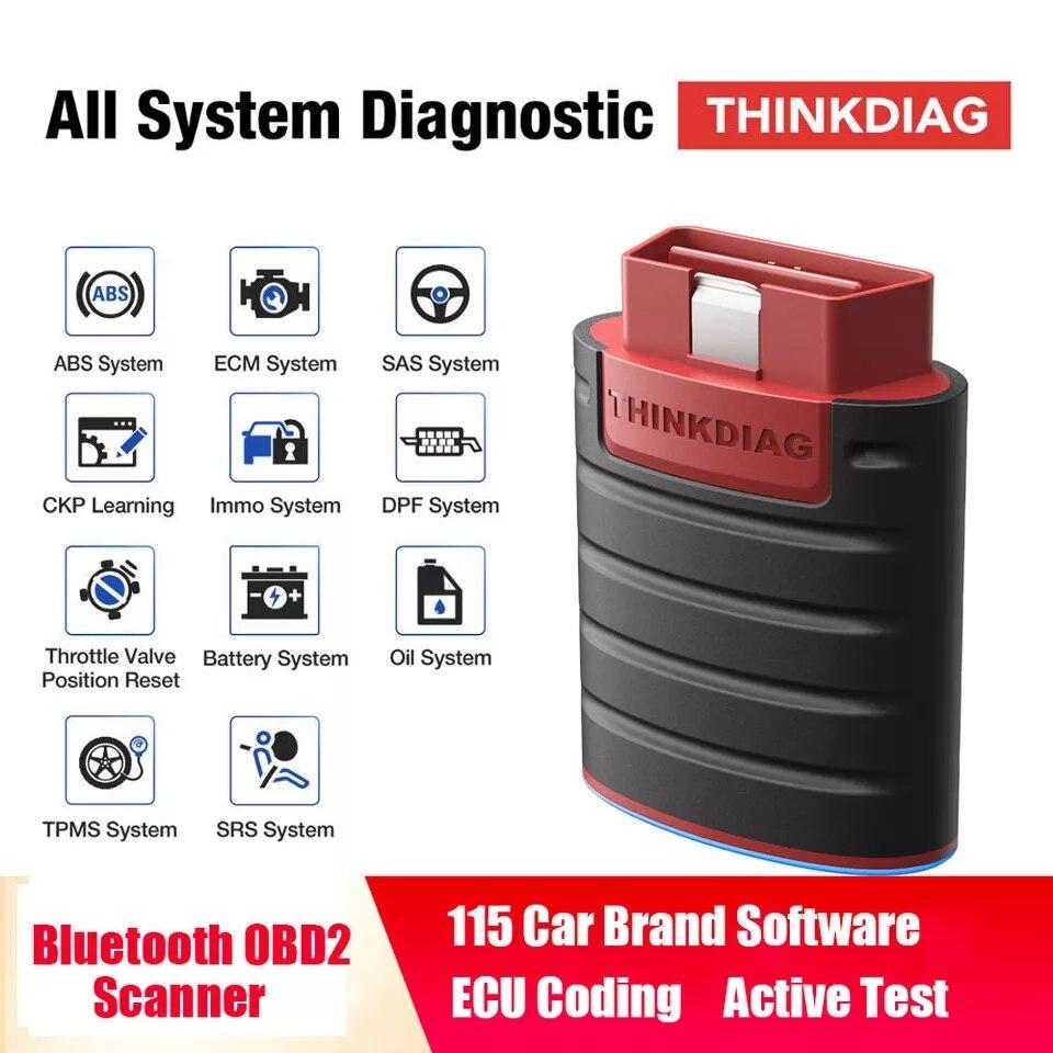 LAUNCH ICARSCAN ThinkCar ThinkDiag auto Diagnostic tool Code reader X431 IDIAG X431 Easydiag IDIAG launch Golo VPECKER EASYDIAG