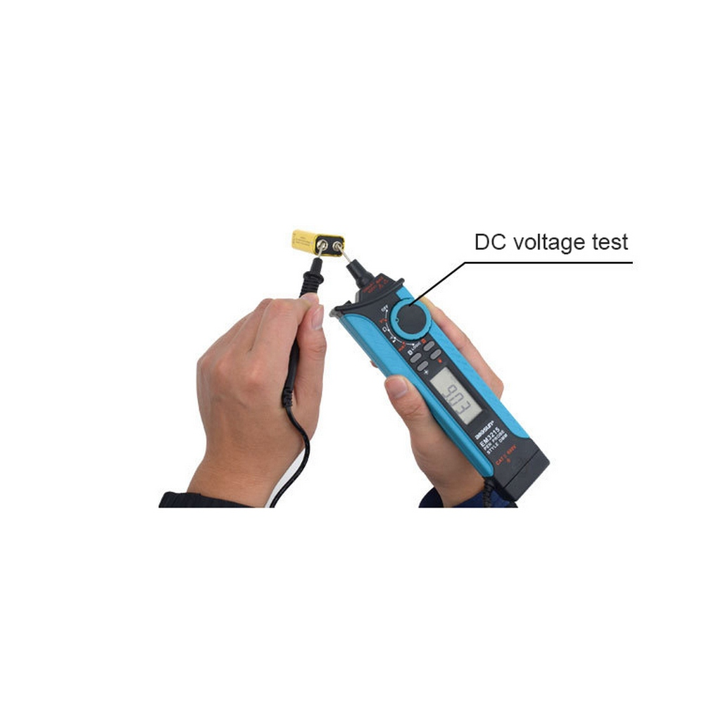 ALL SUN EM3215 Pen Type Digital Multimeter DC AC Voltage Current Tester Diode Continuity Logic Voltage Tester