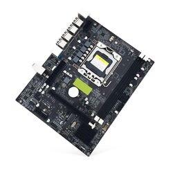 X79 Lga 1356 Pin pulpit płyty głównej Recc Ddr3 serwer Cpu płyta główna Ddr3 podwójny dwukanałowy Pci E X16 dla Intel H61 rdzeniowy Hexa|Obwody|   -