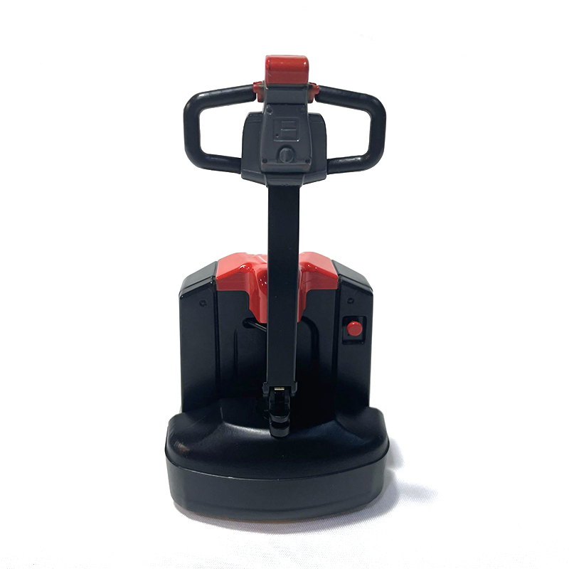 1:10 modelo de empilhadeira hidráulica de palete