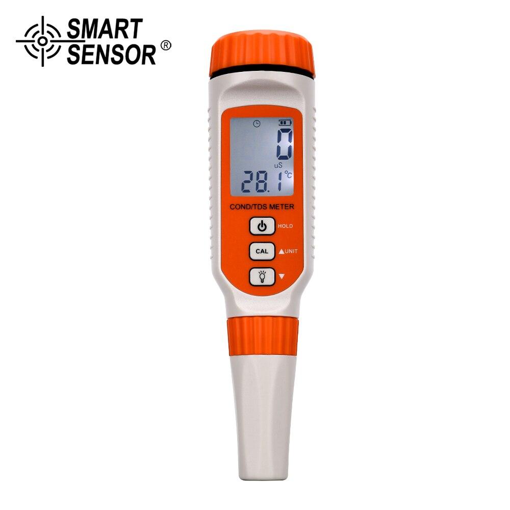 Профессиональный тестер качества воды 3 в 1 ручка Измеритель проводимости TDS / COND анализатор температуры всего растворенного твердого темпе...