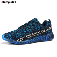 Unisex  Light Running Shoes for Men Women Mesh Sneakers Plus Size   Fitness Sport Shoes Casual  Sneakers Fashion Breathable shoe цена 2017