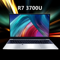 AMD Ryzen 7 Pro 3700U Max RAM 36GB Rom 2TB SSD Ultrabook Metal Computer 2.4G/5.0G Bluetooth Win 10 Metal portable gaming laptop 1